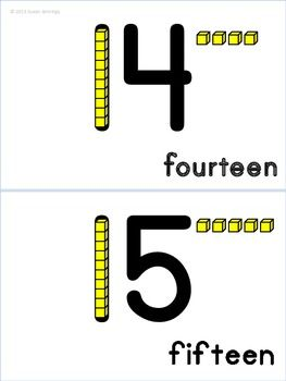 the 25 best number flashcards ideas on pinterest alphabet flash cards free printable numbers. Black Bedroom Furniture Sets. Home Design Ideas