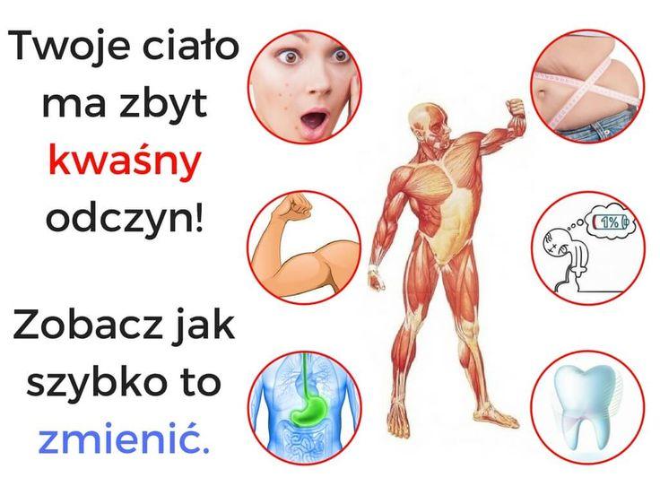 Zakwaszenie organizmu jest przyczyną wielu chorób i dolegliwości. Dlatego tak ważne jest by dbać o odpowiednie pH jedząc właściwie.