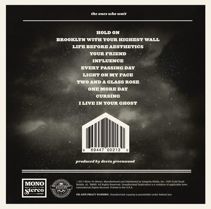 Sharks Eat Meat: DAY 508 - Denison Witmer Album Design | Jordan Gray