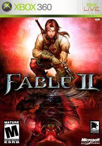 Fable II Box Art -HIGH RES-