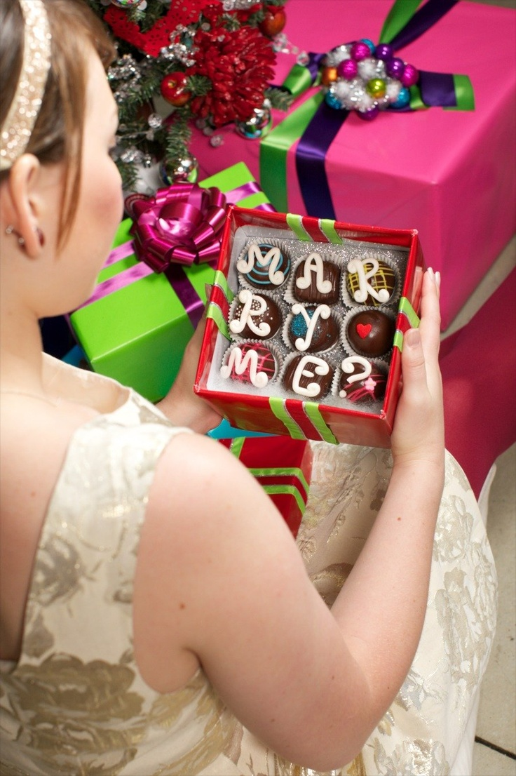 Ich liebe diese Idee! #Angebot #Verheiratung #Schokoladen   – my wishes!