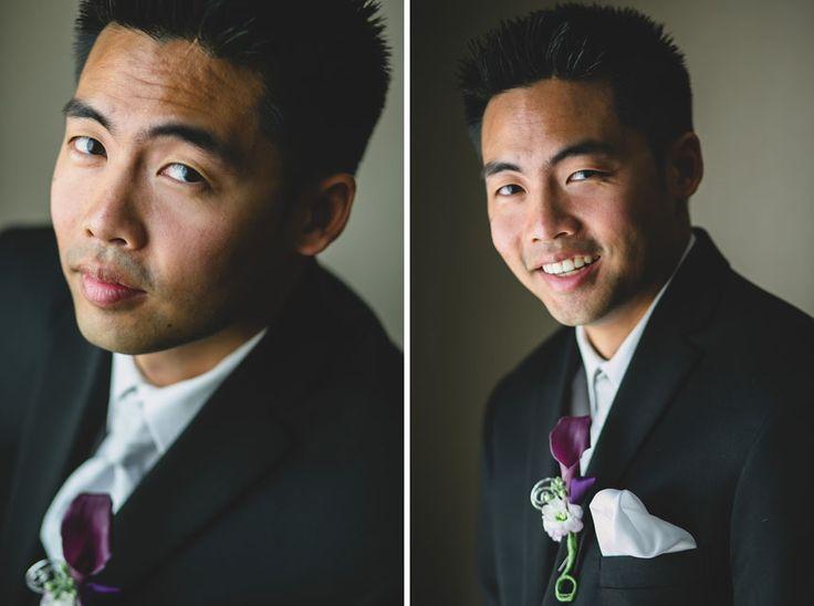 Liuna Gardens Wedding | a groom