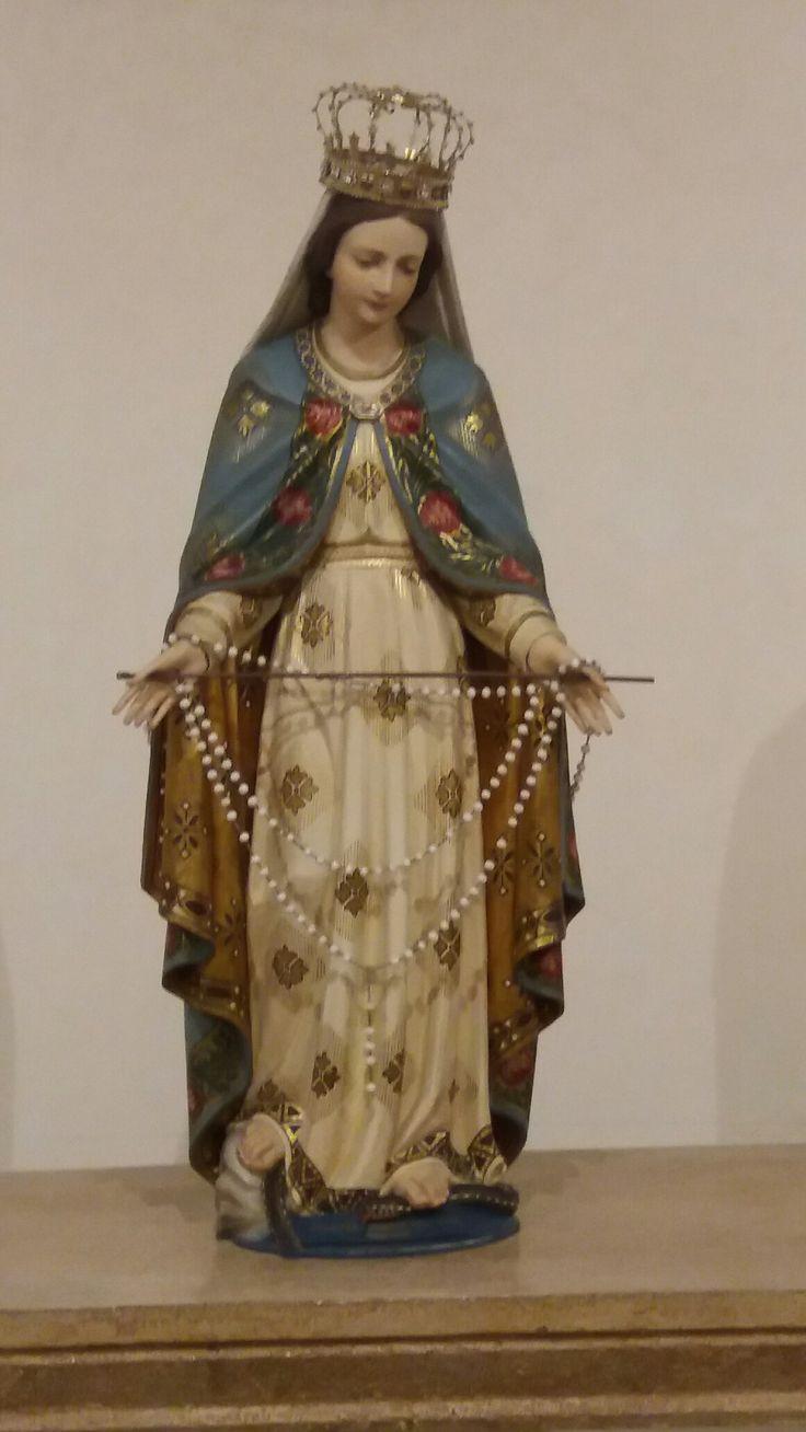 La Virgen de