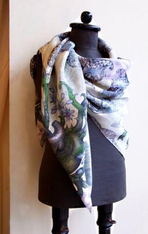 回生のスカーフ「野原の果て」