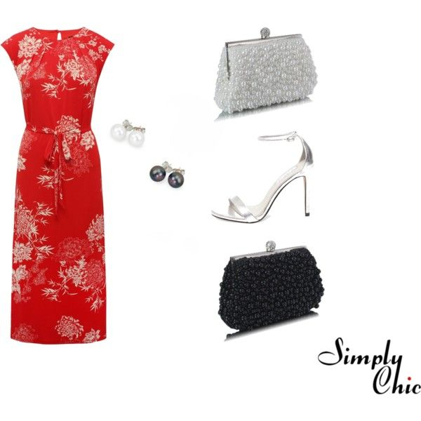 Summer Date: White or Black? www.SimplyChic.ro, MustHave Jewelry&More