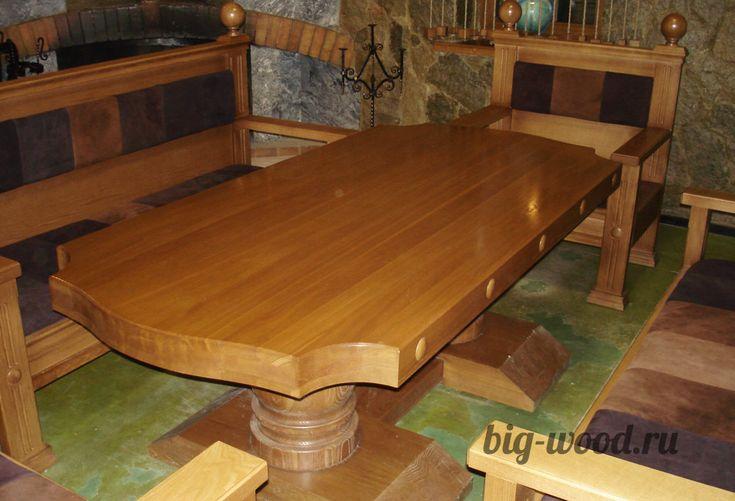 Мебель массив, дерево, дерево в интерьере, массив, изделия из дерева, изделия из массива, Бигвуд