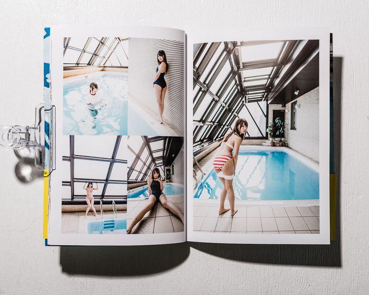 shiorikawamoto:  例のプール/ 例のプール研究会 著, 編集(アスペクト) http://www.amazon.co.jp/dp/4757222750 内容紹介 男なら誰でも知っている日本一有名なプール、人呼んで「例のプール」。この「例のプール」で撮影を行なった女...