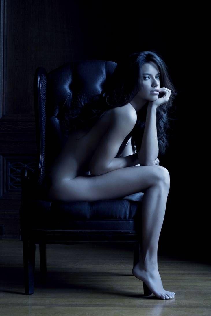 Adriana Lima Nude Photoshoot 100