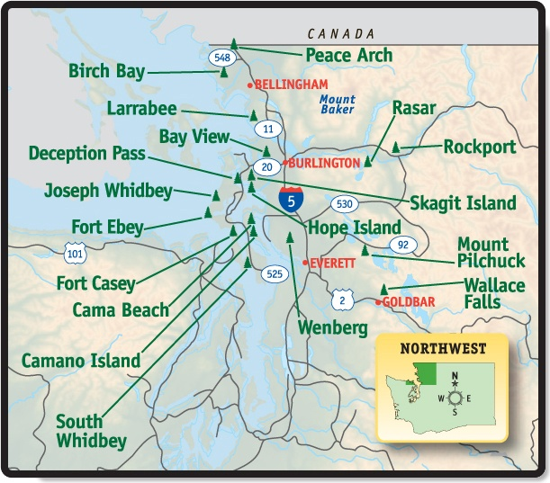 Washington State Parks