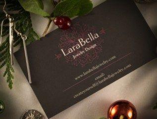 LaraBella Jewelry Design Christmas Collection