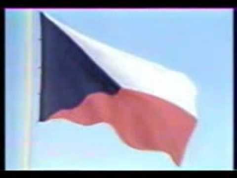 """Štátna hymna Československa - """"Kde domov můj"""" a """"Nad Tatrou sa blýska"""" / National Anthem of Czechoslovakia - """"Where is My Home?"""" and """"Lightning over the Tatras"""""""