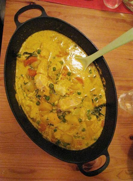 Swedish Salmon Soup