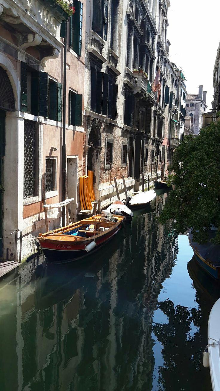 Venecia. Foto por Gloria Vejarano.