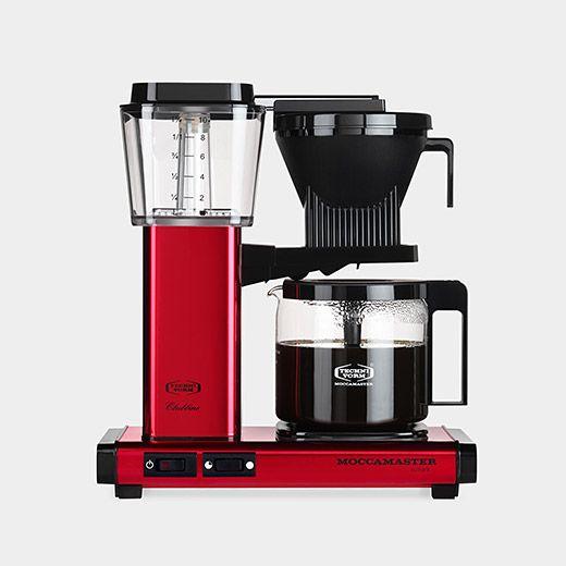 Technivorm Moccamaster KBG Coffee Brewer | MoMAstore.org