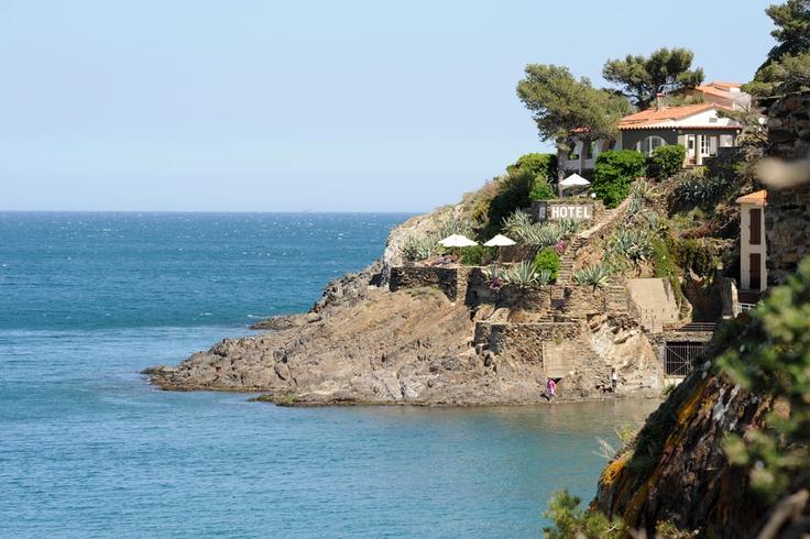 Hôtel Les Caranques - Collioure