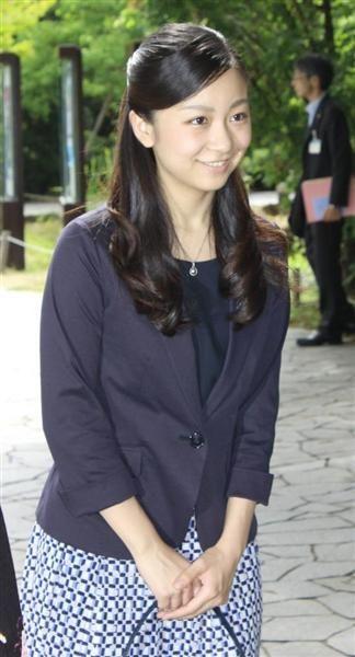 佳子さま、女子高生にお声がけ「どのように撮られたのですか」秋篠宮さまと滋賀ご訪問 - 産経WEST