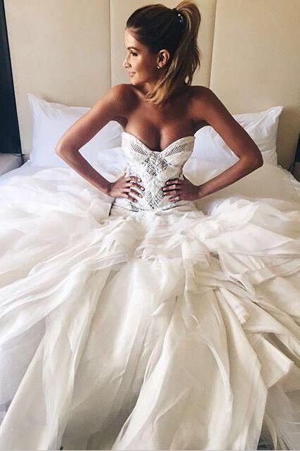 Wedding Dresses,Lace Wedding Gowns,Bridal Dress,Wedding Dress,Brides Dress,Wedding Dresses,Wedding Gown,Princess Wedding Dresses elegant ball gowns wedding dresses