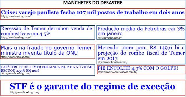 "Além d'Arena: Tributo aos idiotas do ""Fora Dilma!"" XXII"