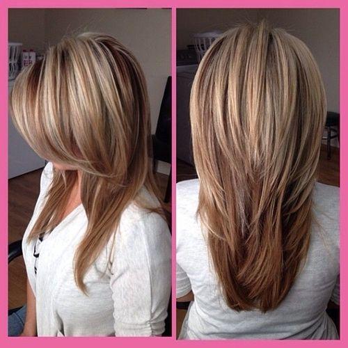 13 Fashion Haircuts for Long Straight Hair   Fashion Te