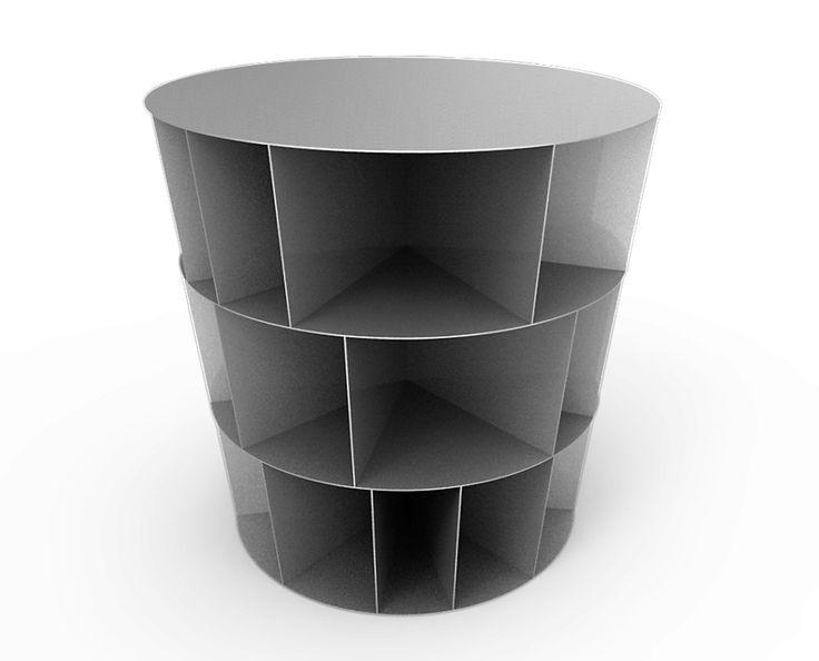 Niva-Bijzettafel-table-vakken-Ontwerp-Design-Meubel-Furnish22-Minimal-Furniture-Luxe-rond-simpel-rustig-Die tafel-klein-koffie-RVS-Roest vast staal-Metaal-Staal-Mooi-Dutch-NL-Nederland-Exclusief-afwerking