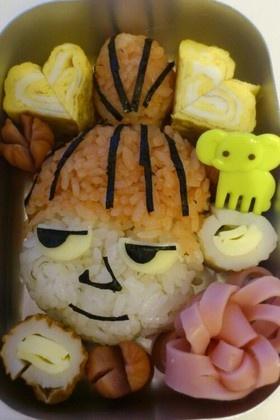 Moomin's Mymble Kyaraben Bento Lunch