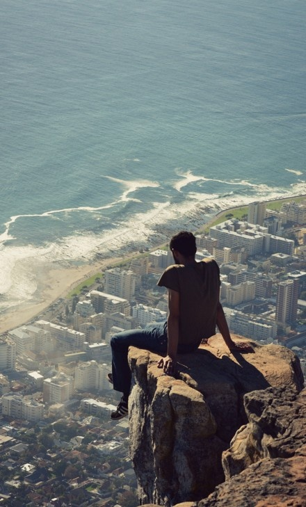 Lion's Head in Cape Town, South Africa • photo: im9 on img.eu