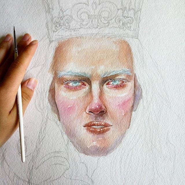 Стеклянные глаза/glass eyes #wip#jyldyzbekova#art#anime#aquarela#aquarelle#artistuniversity#artwork#illustration#fantasyart#fantasy#thesky#watercolorpainting#watercolor#waterblog#topcreator#beautifulbizzare#арт#аниме#акварель#иллюстрация#одинденьсхудожником#workinprogress#portrait#painting#management