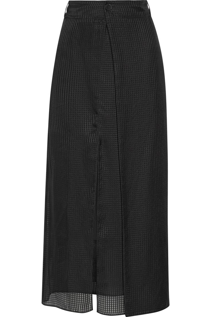 Shop on-sale Joseph Annie silk-jacquard wrap maxi skirt. Browse other discount designer Skirts & more on The Most Fashionable Fashion Outlet, THE OUTNET.COM