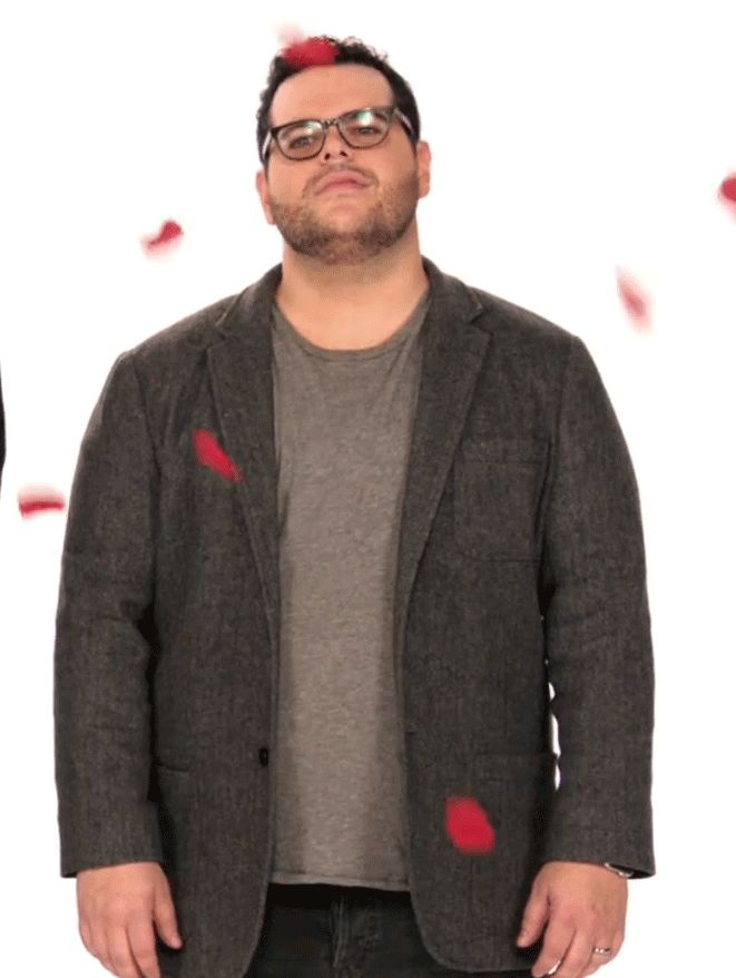Literally Just Josh Gad GIFs