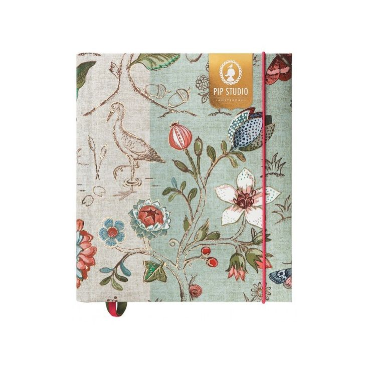 Visit Gifts and Collectables online for a fabulous range of Pip Studio gifts and stationery including the Spring To Life A5 2017 Diary - order online today