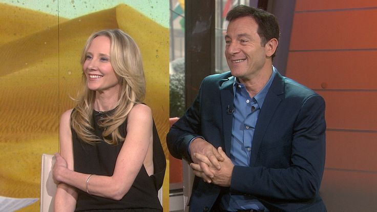 Anne Heche, Jason Isaacs: Viewers will dig 'Dig'