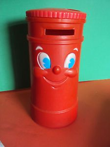Vintage 1970's Mothercare toy sorting box