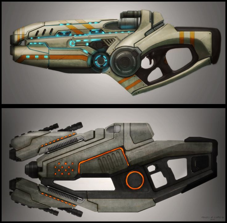 Beam Weapon Concepts