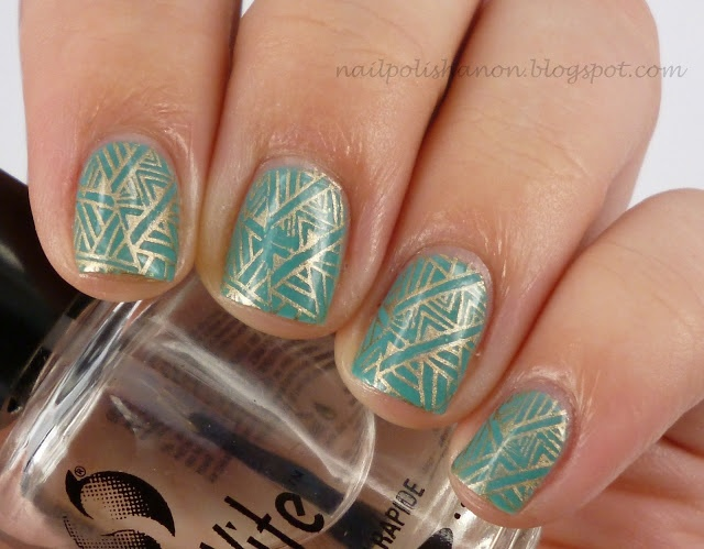 Nail Polish Anon: Battle #8: Animal Print Vs Tribal