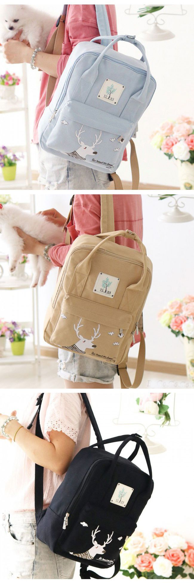 New Arrival Fashion Cartoon Deer Printed Rucksack College Canvas Backpack for Girls school bags for teens backpacks,school bags for teens backpacks student,school bags for teens backpacks black,school bags highschool,school bags handbags,school bags large,school bags laptop,school bags college,school bags backpacks,school bags backpacks student,school bags backpacks fashion,school bags backpacks college,school bags black