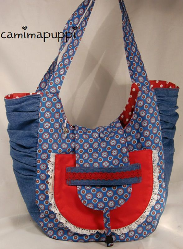 Camimapuppi: Big Beach Bag Medium ......
