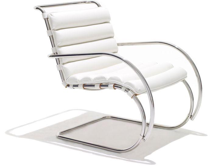 MR Lounge Chair U2022 Design Ludwig Mies Van Der Rohe, 1927