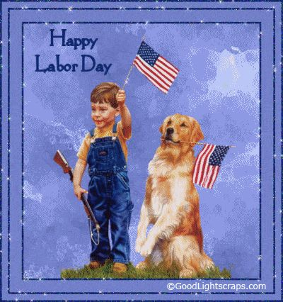 Labor Day - Happy, Happy