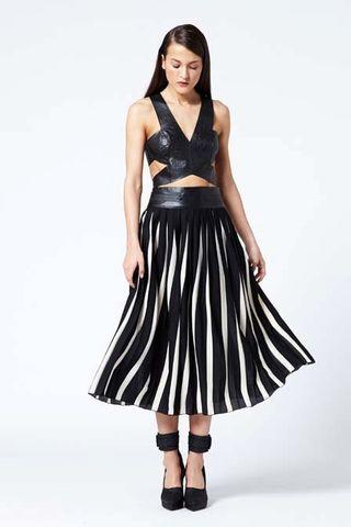 Shakuhachi Pleats Please Maxi Skirt – Eclectic Ladyland