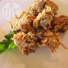 Crispy Fried Chicken Livers