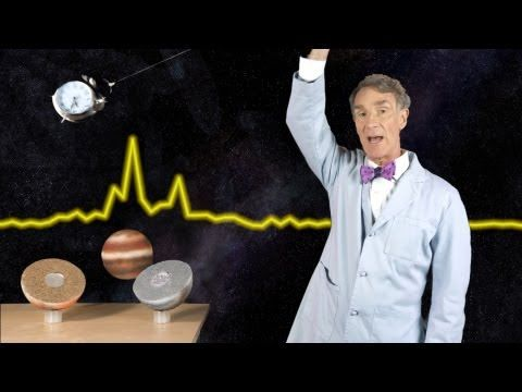 Bill Nye Asks Does Jupiter Have A Core? (Presented by NASA's MIssion Juno)