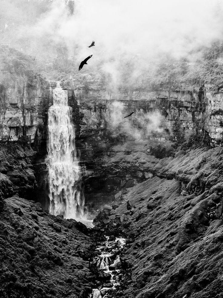 https://flic.kr/p/UQCstF | El Salto del Tequendama | Soacha, Colombia