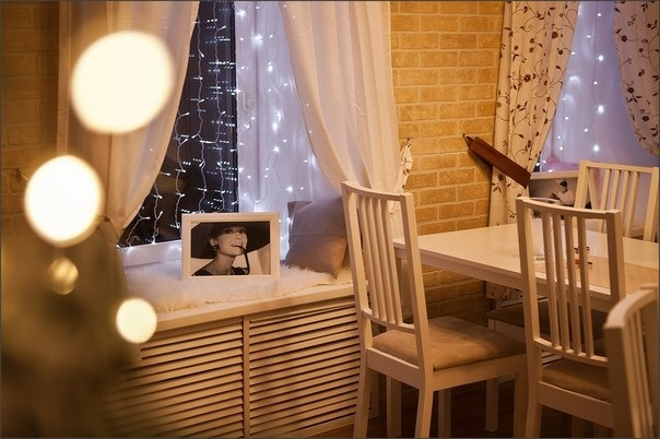 Winter by window 2012 year  #anticafelodge  #lodge  #anticafe