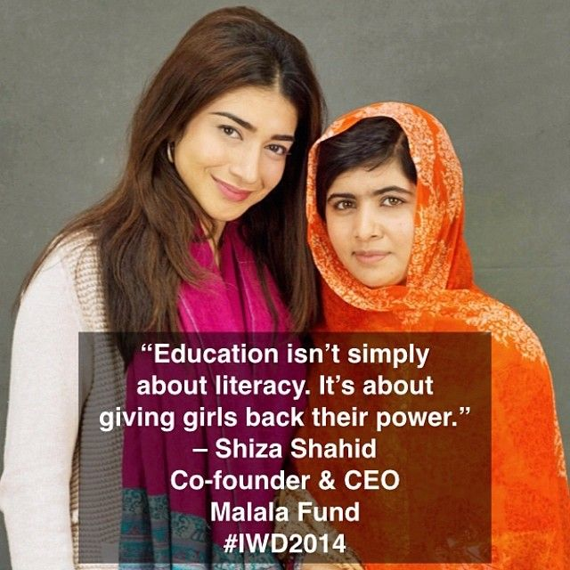 thoughts on malala The same year, she won the european parliament's sakharov price for freedom  of thought and released her autobiography i am malala.