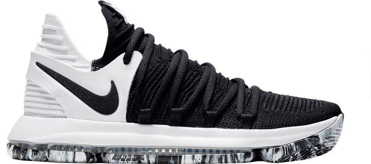 competitive price e5b7e 46199 Nike Men's Zoom KD 10 Basketball Shoes, Size: 11.5, Black ...