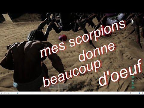 Enjoy Game's: bref mes scorpion ponde beaucoup ^^
