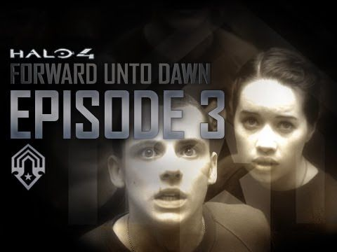 Shit just got real in this one.  LOVE IT!!!  Bit of a cliffhanger ending though, I hate the week's wait for the next one...    Halo 4: Forward Unto Dawn - Part 3 (Live-Action Halo Series)