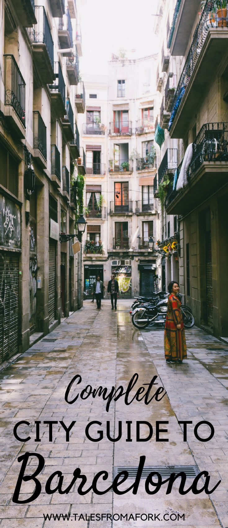 Barcelona is a must-see city if you love stunning Art Nouveau architecture, delicious food, and relaxing by the beach. Check out this full city guide to Barcelona including how to get around, where to stay, where to eat, what to do, and so much more!