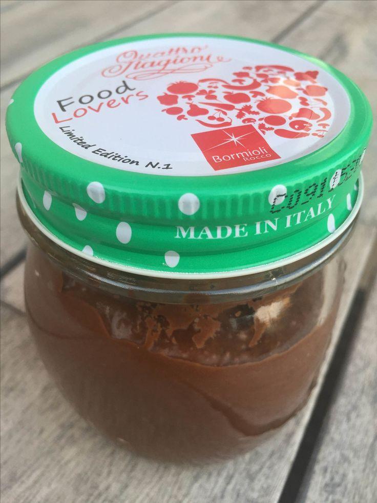 La famosissima crema di fagioli che ricorda la Nutella, ma senza sensi di colpa! consiglio: per rendere migliore il sapore …