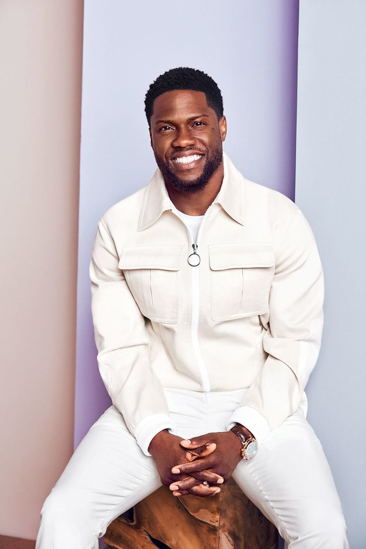 Kevin Hart promises to be a better a Man during a Comedy show